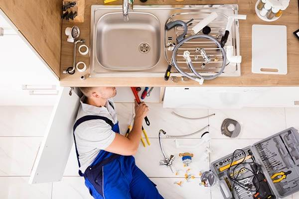 Common problems in water appliances